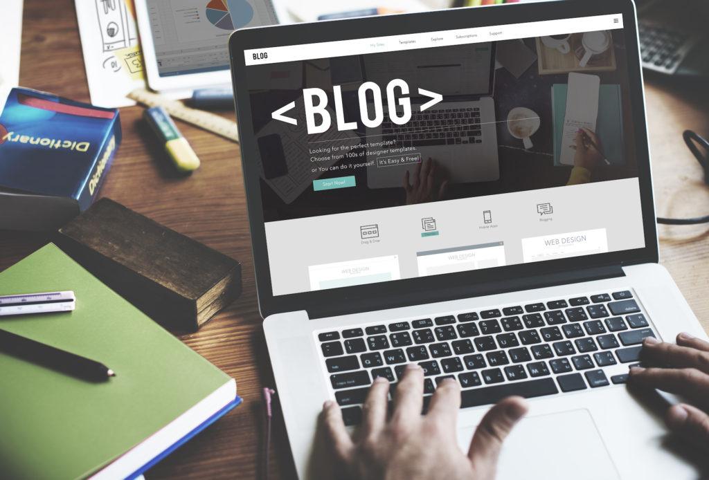 Blognaam bedenken