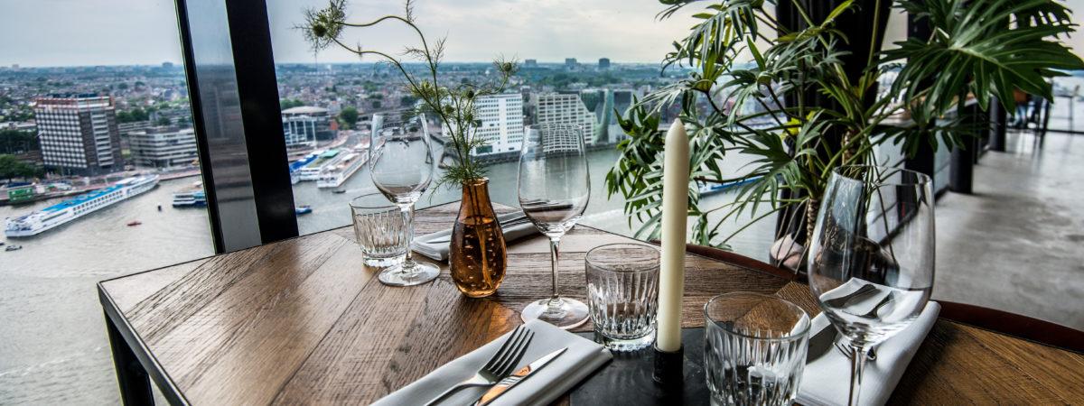 Hotspots Amsterdam eten